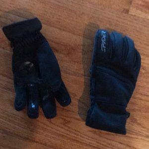 Boys Spyder Ski Gloves